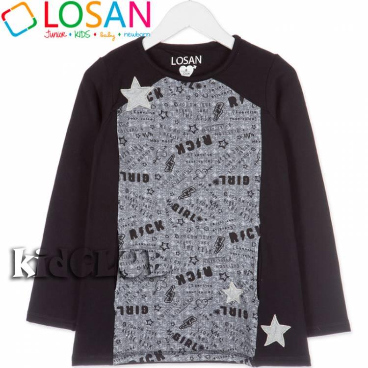 Φόρεμα φούτερ για κορίτσι Losan 64de4c5b84d