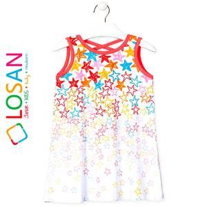 Φόρεμα με ελαστικότητα Losan