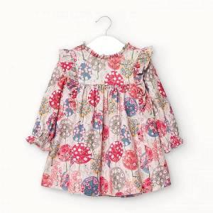 Φόρεμα σταμπωτό baby κορίτσι Mayoral