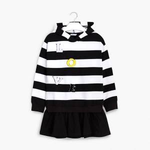 Φόρεμα κοριτσίστικο με τύπωμα ριγέ Mayoral