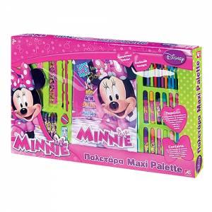 Παλετάρα Ζωγραφικής Minnie Bowtique