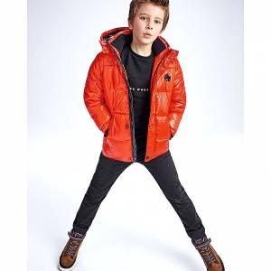 Παντελόνι τζιν μακρύ slim fit για αγόρι Mayoral