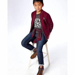 Παντελόνι τζιν μακρύ regular fit για αγόρι Mayoral