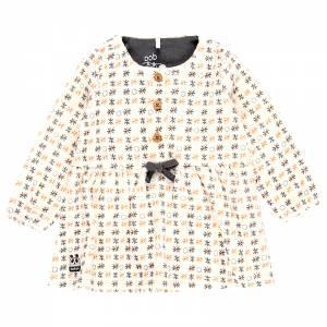 Φόρεμα κοριτσίστικο με κουμπιά Boboli