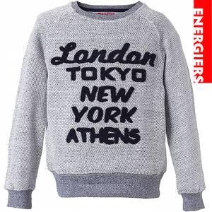 Μπλούζα μακρυμάνικη για αγόρια Tokyo Energiers