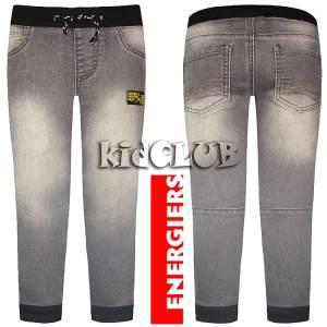 Παντελόνι μακρύ τζιν με λάστιχο Regular fit για αγόρι Energiers