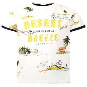 Μπλούζα με κοντό μανίκι για αγόρι σταμπωτό breeze Energiers