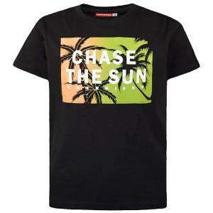 Μπλούζα με κοντό μανίκι για αγόρι σταμπωτό sun Energiers