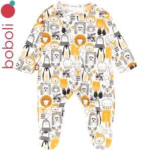 Φορμάκι για μωρό με τύπωμα ζωάκια Boboli
