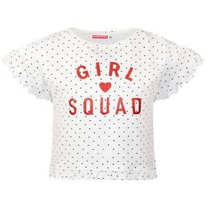 Μπλούζα κοντομάνικη κορίτσι σταμπωτή Girl της Energiers