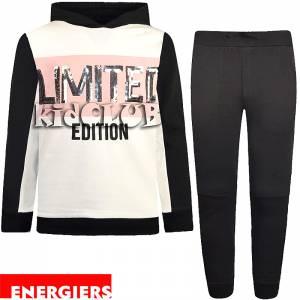 Φόρμα για κορίτσι σταμπωτή Edision Energiers