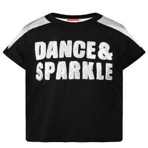 Μπλούζα κοντομάνικη κορίτσι sparkle της Energiers