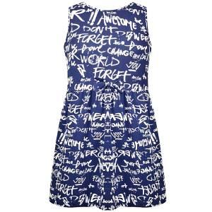 Φόρεμα κορίτσι μακό βαμβακερό world Energiers