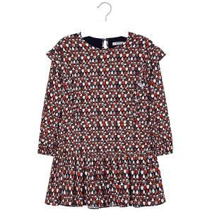 Φόρεμα σταμπωτό για κορίτσι MAYORAL