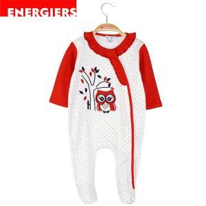 Φορμάκι για μωρό με τύπωμα πουά Energiers