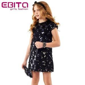 Φόρεμα κοριτσίστικο με τσάντα Ebita Fashion