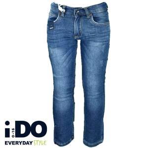 Παντελόνι τζιν slim fit αγορίστικο IDO