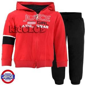 Φόρμα για κορίτσι με στάμπα Sport Joyce