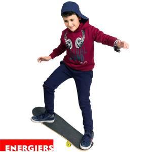ENERGIERS Φόρμα παιδική για αγόρι Sound της Ενερτζάιερς