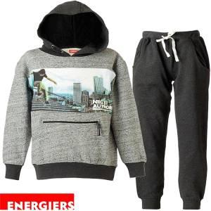 Φόρμα φούτερ αγορίστικη με τύπωμα Skate Energiers