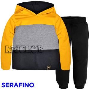 Φόρμα φούτερ αγορίστικη active Serafino