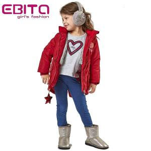 Σετ μπλούζα με κολάν κοριτσίστικο Ebita Fashion