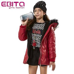 Σετ μπλούζα και σορτς με τύπωμα Voila  2τεμ. Great ebita fashion