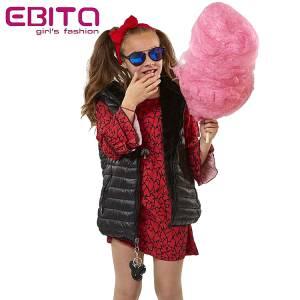 Φόρεμα κοριτσίστικο με τύπωμα Hearts ebita fashion
