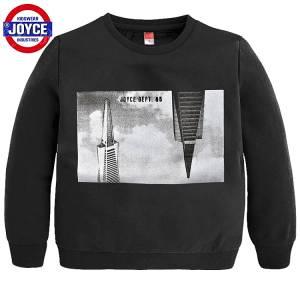 Μπλούζα φούτερ με μακρύ μανίκι αγορίστικη με τύπωμα Urban Joyce