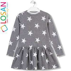 Φόρεμα κοριτσίστικο Stars Losan