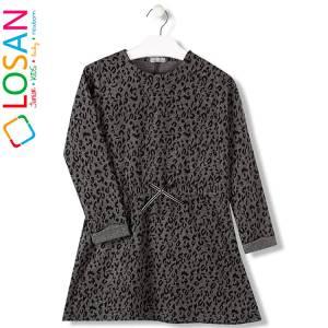 Φόρεμα κοριτσίστικο Animal Losan