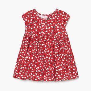 Φόρεμα baby κορίτσι σταμπωτό Mayoral
