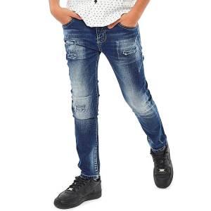 Παντελόνι τζιν slim fit αγορίστικο Hashtag