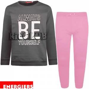 Φόρμα για κορίτσι σταμπωτή Yourself Energiers