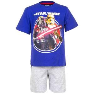 Πιτζάμα αγόρι σταμπωτή Star Wars