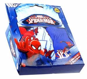 Σετ Τρία Βρακάκια Spiderman
