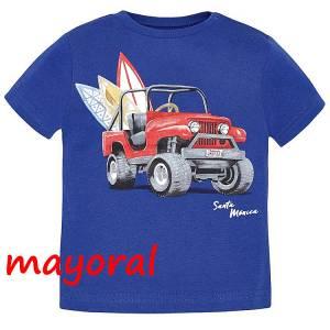 MAYORAL Μπλούζα Βρεφική Jeep