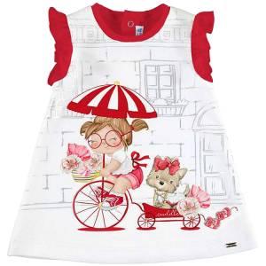Φόρεμα ίσια γραμμή baby κορίτσι MAYORAL