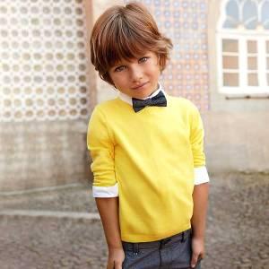 Μπλούζα Ζέρσεϋ για αγόρι MAYORAL
