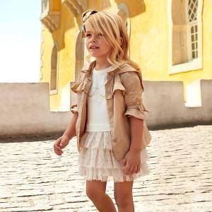 Φόρεμα κορίτσι σταμπωμένο γυαλιά MAYORAL