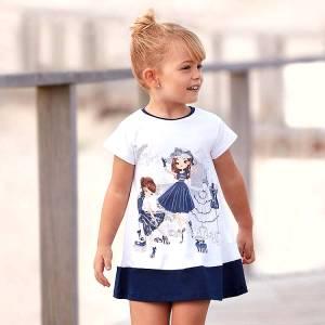 Φόρεμα κούκλες κορίτσι MAYORAL