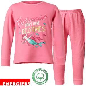 Πιτζάμα κοριτσίστικη με τύπωμα Sea Energiers