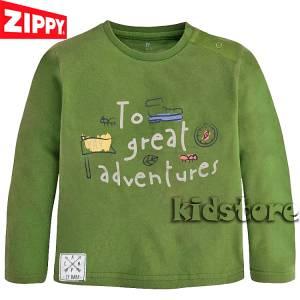 Μπλούζα μακρυμάνικη Great ZIPPY