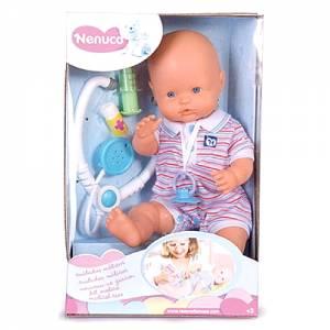 Κούκλα ανατροφής Nenuco Μπέμπα Γιατρός