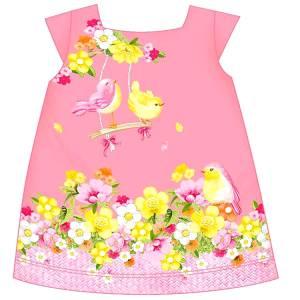 Φόρεμα σχέδιο λουλούδια baby κορίτσι MAYORAL