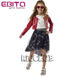 Σετ τρία τεμάχια για κορίτσι Club EBITA