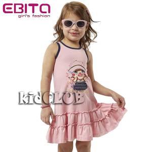 Φόρεμα σταμπωτό Nice κορίτσι EBITA