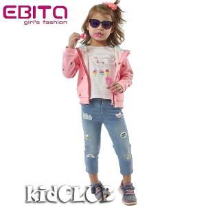 Σετ τρία τεμάχια για κορίτσι Icecream EBITA