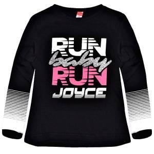 Σετ μακρυμάνικη μπλούζα και κολάν Baby κορίτσι Joyce
