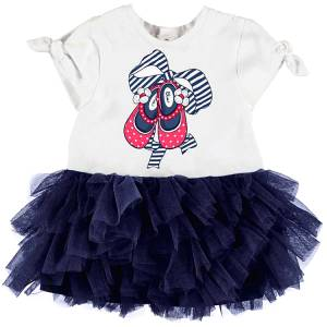Φόρεμα φούστα τούλι baby κορίτσι MAYORAL